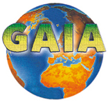 logo Centro Gaia Expositores 2010