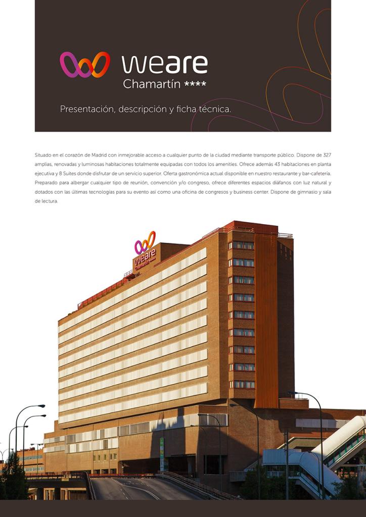 Datasheet - Chamartín